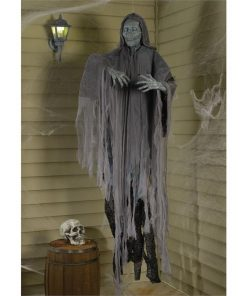 6 Ft Hanging Ghoul Decoration