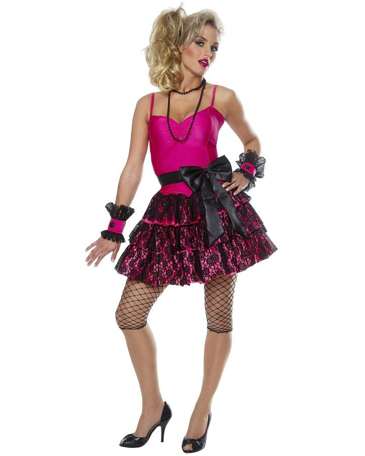 80s Party Girl Womens Costume