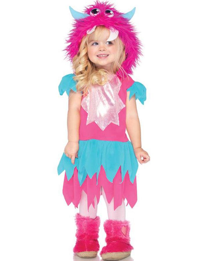 Sweetheart Monster Girls Toddler Costume