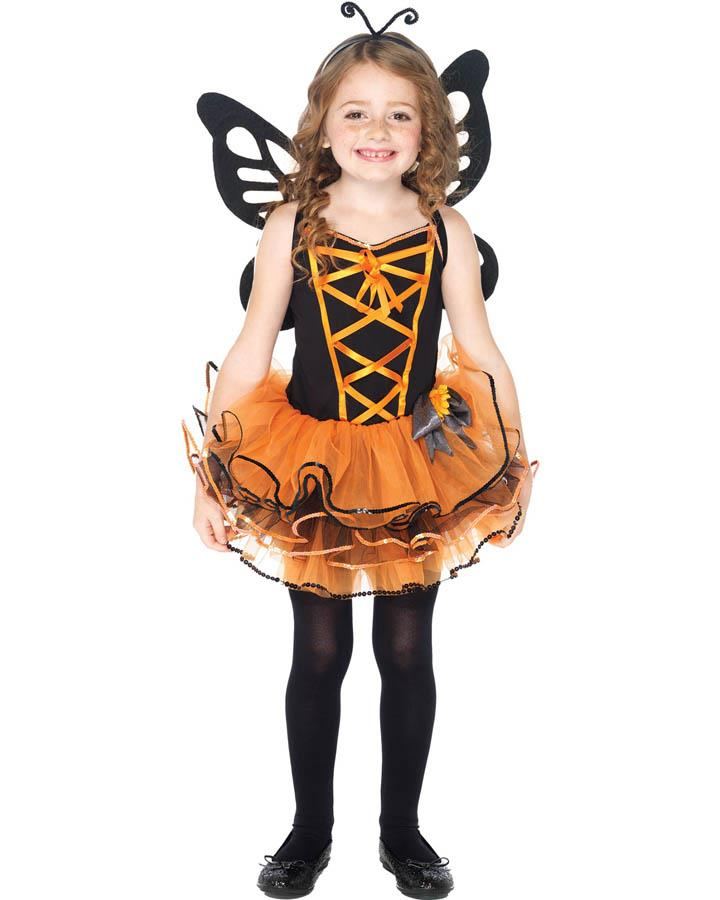 Beautiful Butterfly Girls Costume