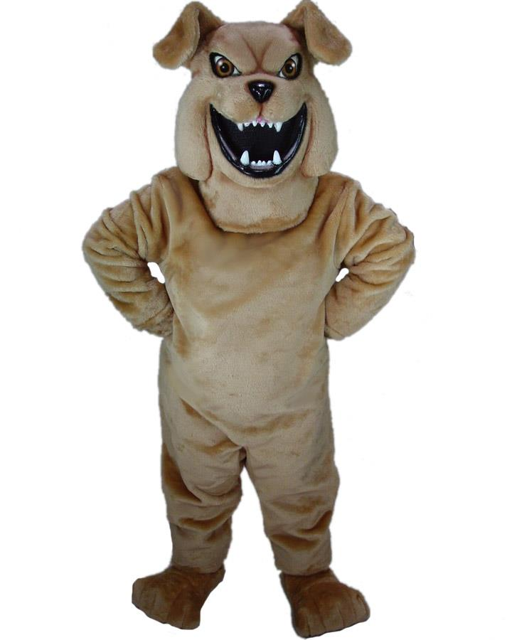 Bully Bulldog Professional Mascot Costume