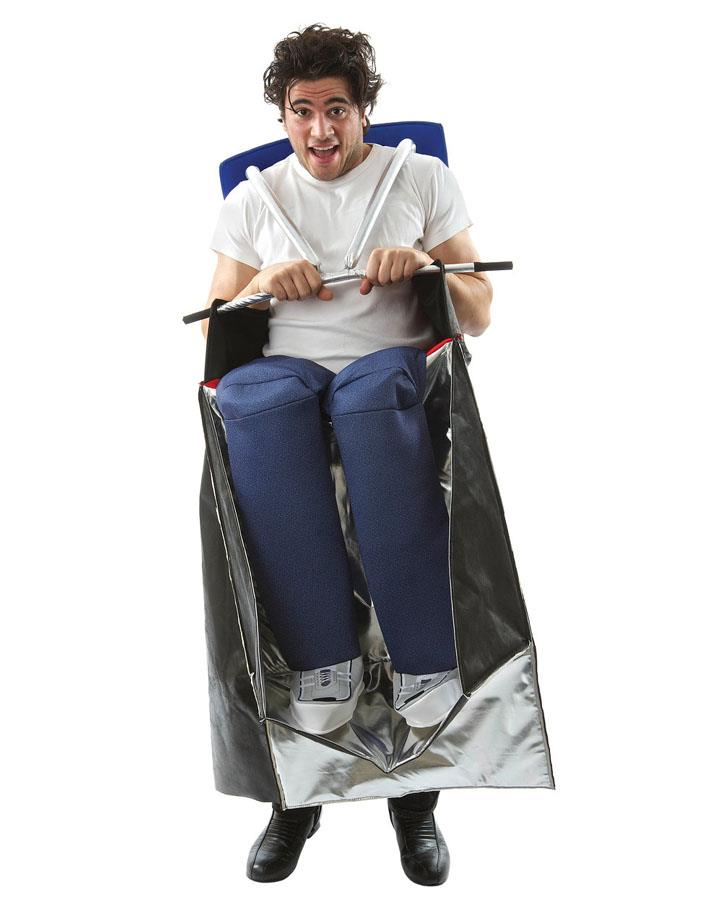 Rollercoaster Adult Costume