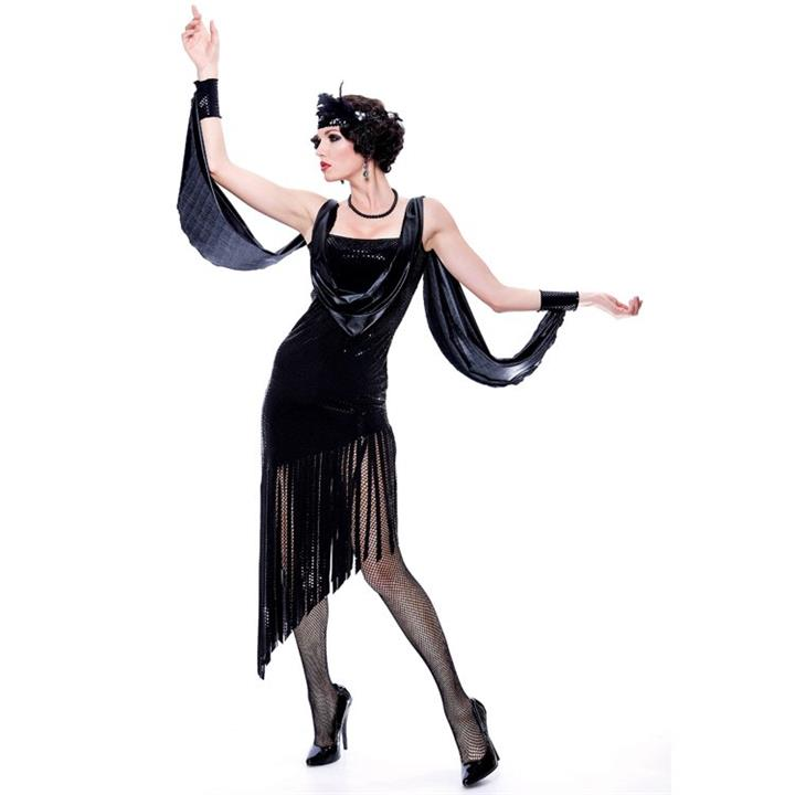 Glamour Flapper Adult Costume