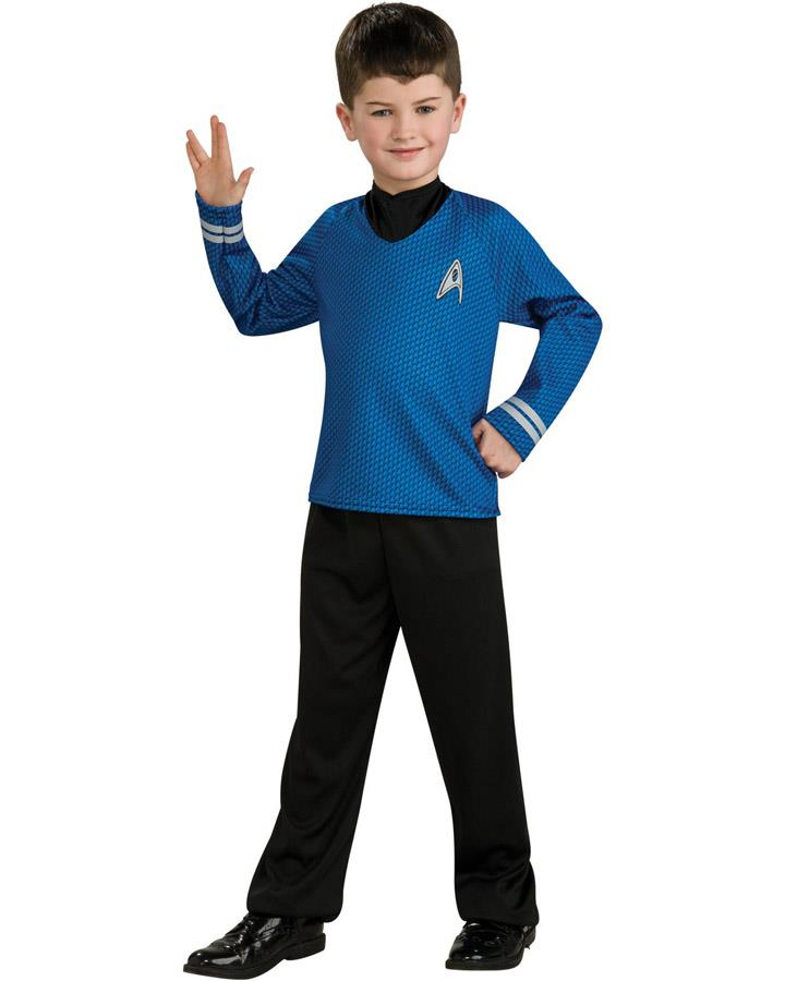Star Trek Mr Spock Boys Costume