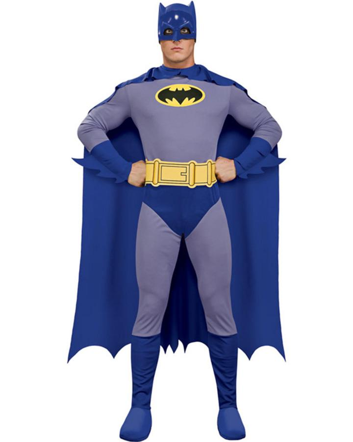 Batman Brave and Bold Mens Costume