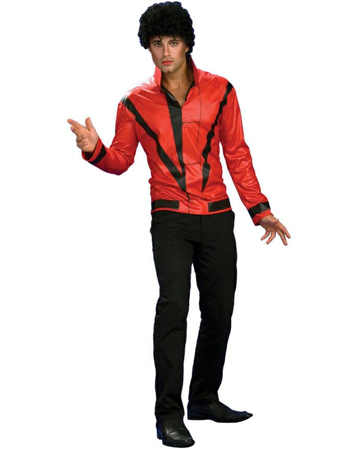 Michael Jackson Thriller Mens Jacket