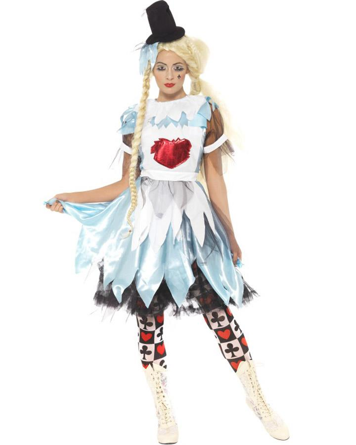 Alice in Blunderland Womens Costume