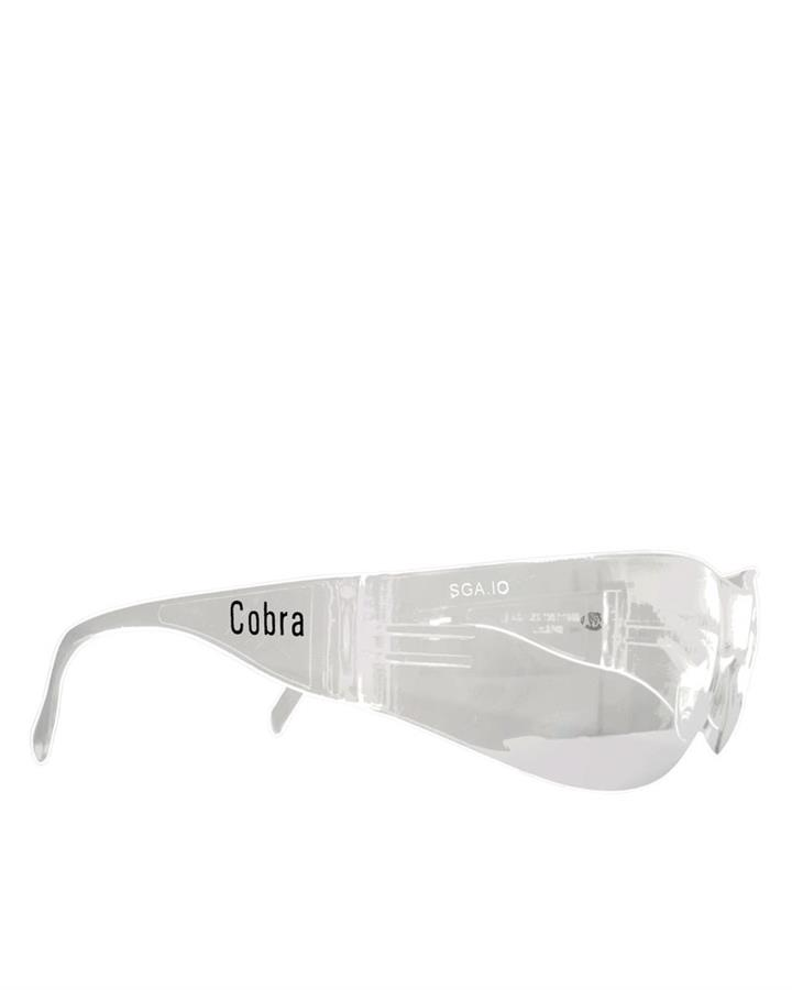 ASW Cobra Clear Lens Safety Glasses