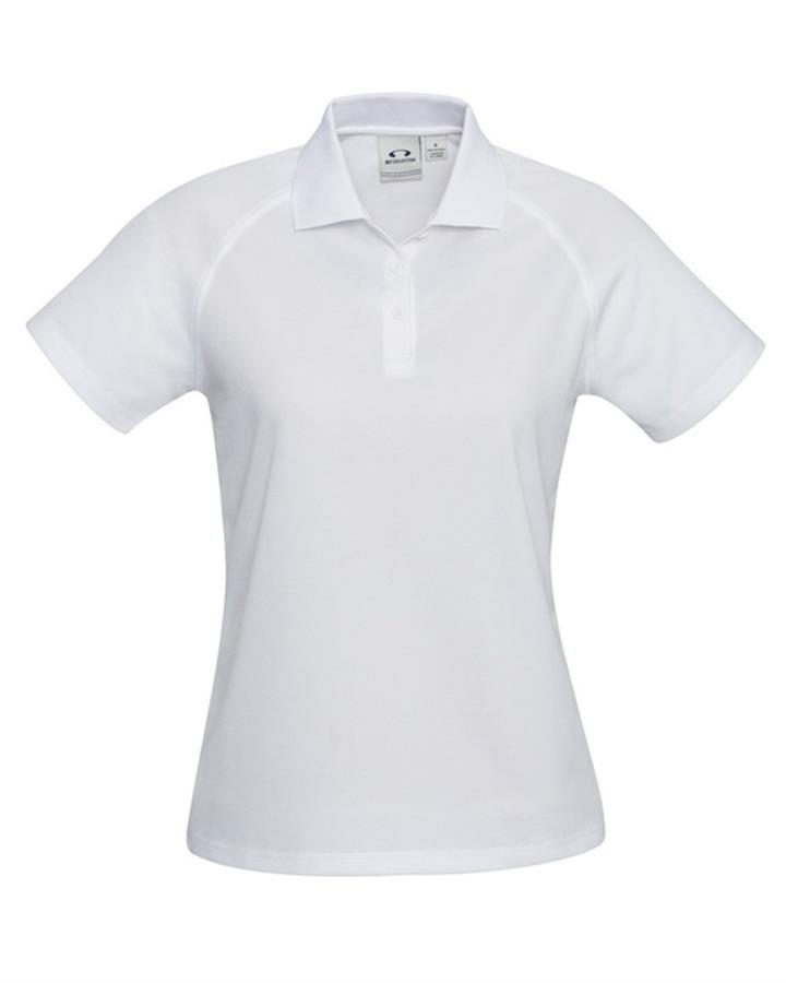 Biz Collection Ladies Sprint Biz Cool Polo