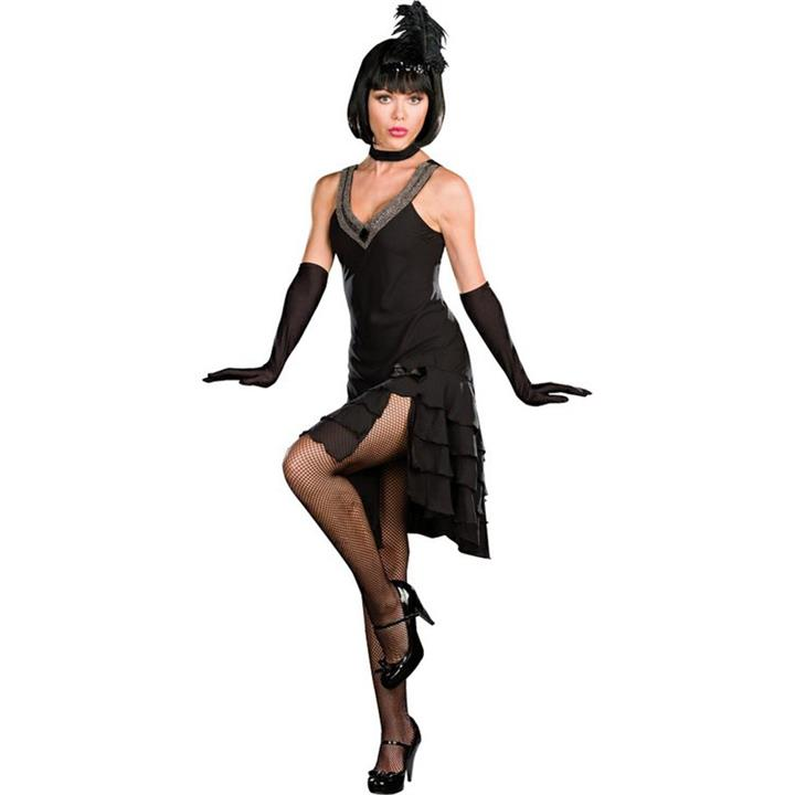 Sophisticated Lady Womens Costume
