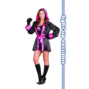 Down and Dirty Boxing Womens Costume