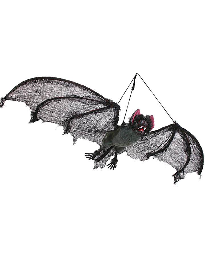 60 Inch Hanging Bat Decoration