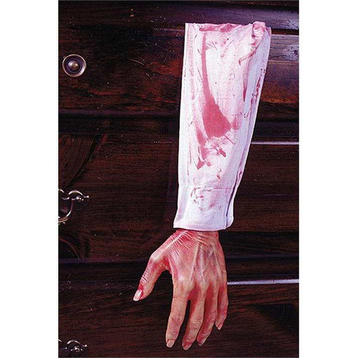 Brown Bloody Severed Arm & Hand