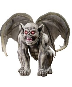 12 Inch Light Up Winged Gargoyle