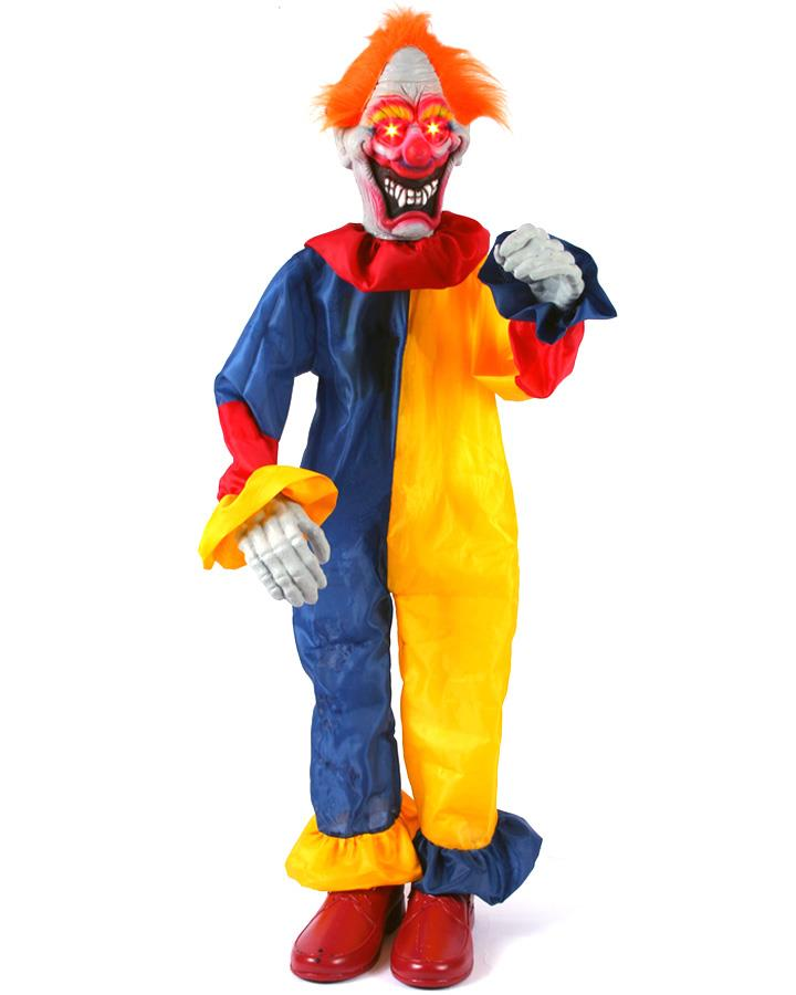 36 Inch Frightful Figures Clown