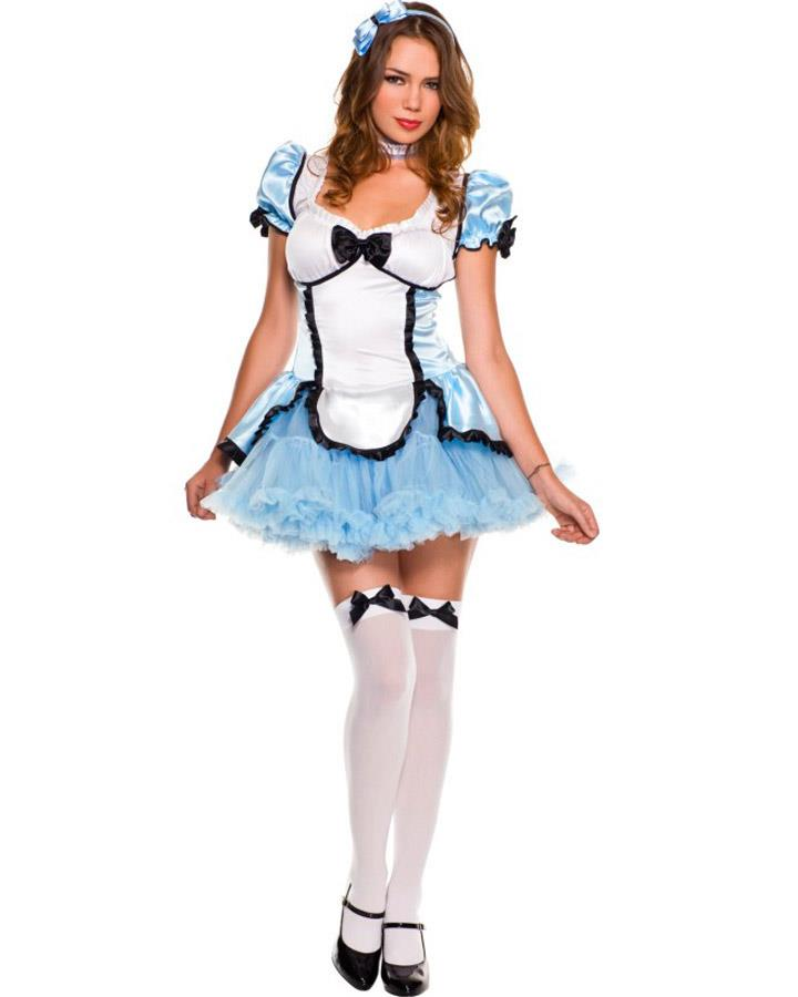 Charmed Alice Womens Costume