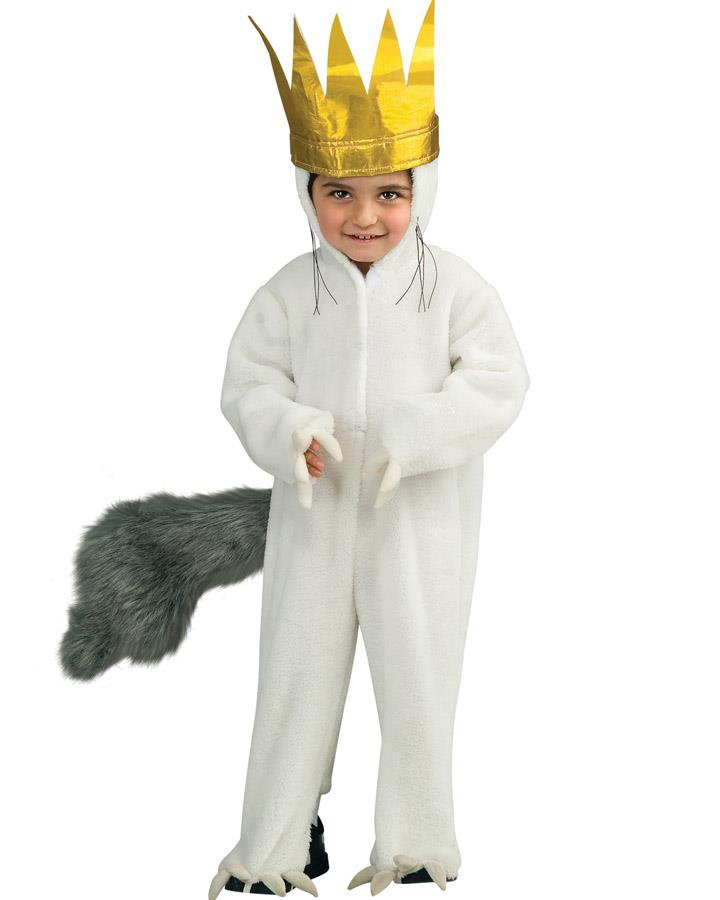 Where the Wild Things Are Deluxe Max Boys Costume