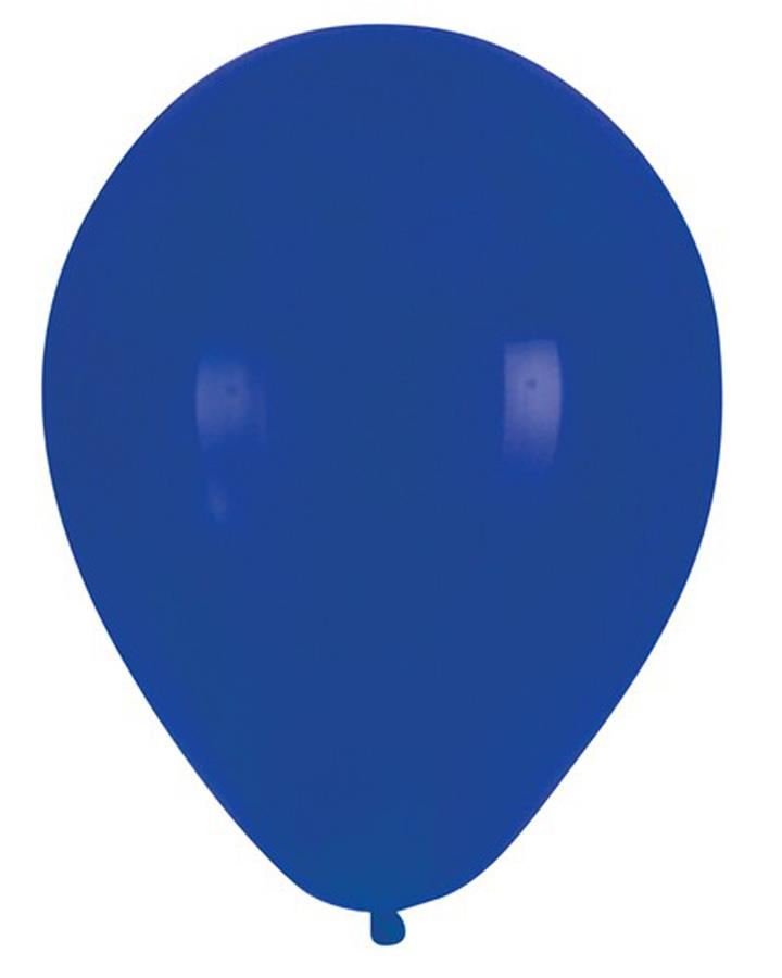 True Blue Balloons Pack of 15