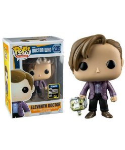 11th Doctor Who Pop Vinyl Figure with Cyberman