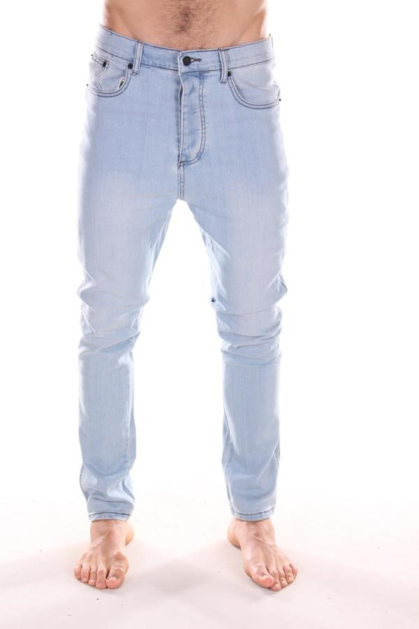 Braxton Regular Skinny Denim Sky