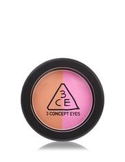 3CE 3 Ce Duo Color Face Blush Miss Flower
