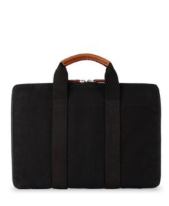 "Bleecker brief 13"" MacBook / PC Black canvas"