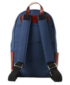Berlin backpack Navy canvas
