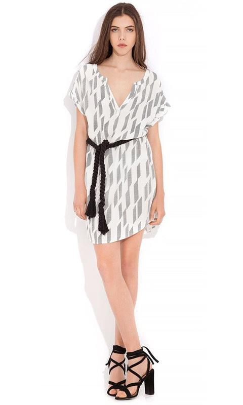 Capri Shirt Dress by WISH*