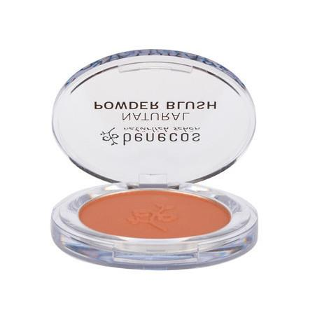 Benecos Natural Compact Blush - Toasted Toffee - 5.5g