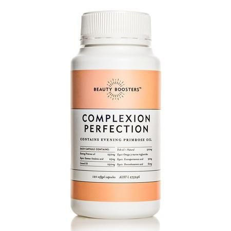 Beauty Boosters Complexion Perfection - 120 softgel capsules