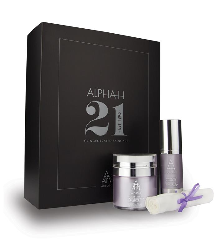 Alpha-H 21st Century Anniversary Kit - Limitied Edition