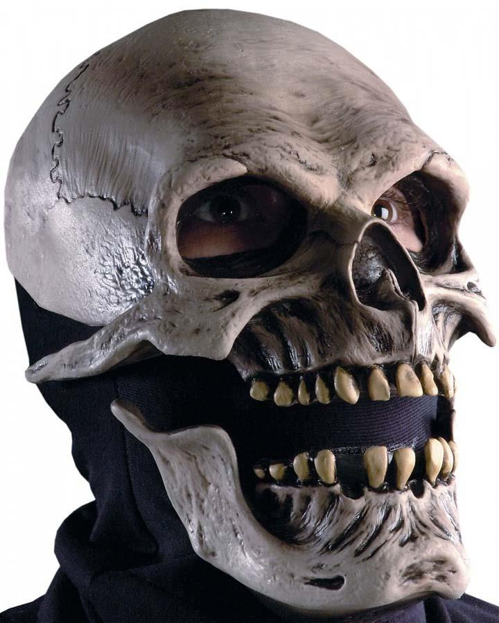 Death Action Skeleton Mask