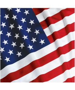 American Valor Plastic Tablecover