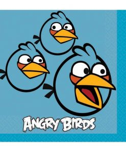 Angry Birds Beverage Napkins Pack of 16