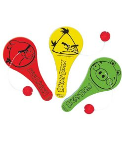 Angry Birds Paddle Ball Favours