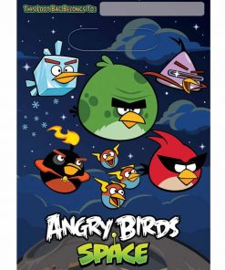 Angry Birds Space Lolly Bags