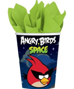 Angry Birds Space 266ml Party Cups