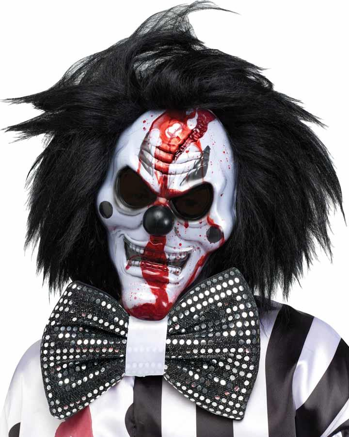 Bleeding Clown Mask