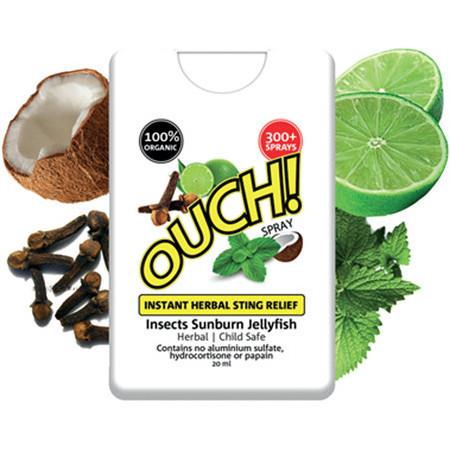Ouch! Instant Herbal Sting Relief - 20ml