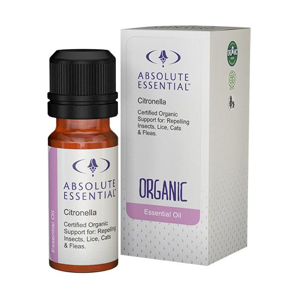 Absolute Essential Organic Citronella Oil