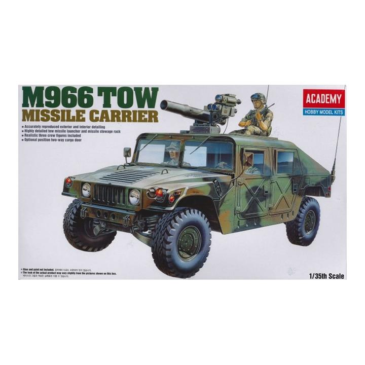 Academy 1/35 M966 Tow Missile Carrier Kit ACA-13250