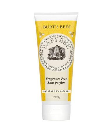 Burt's Bees Baby Bee Fragrance Free Cleansing Lotion 170g
