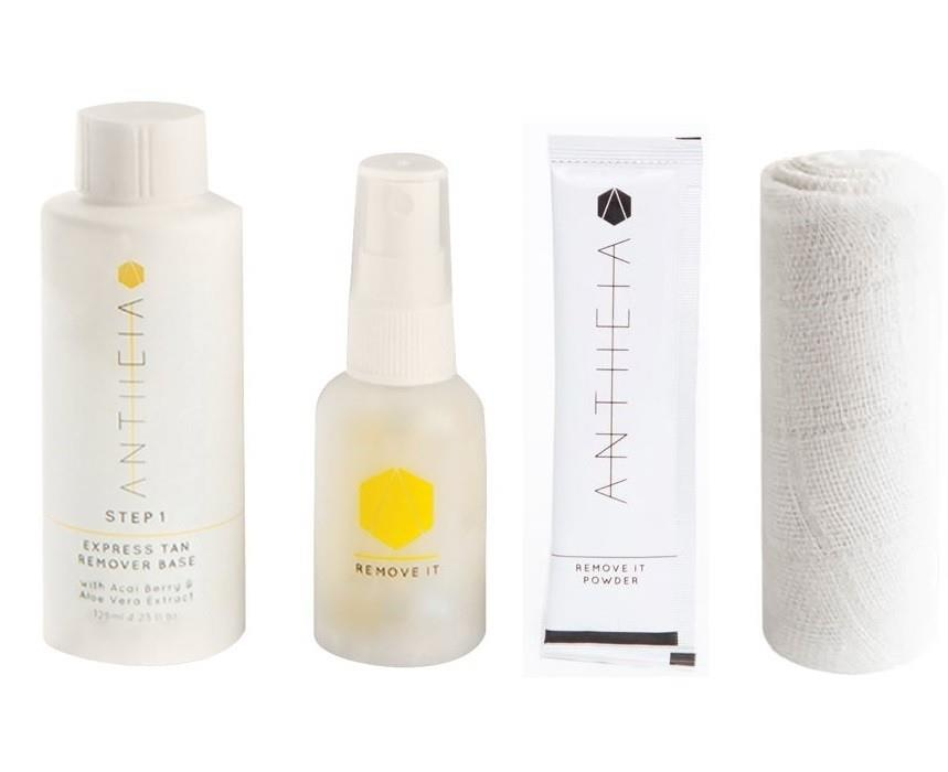 Antheia Tan Remover Box