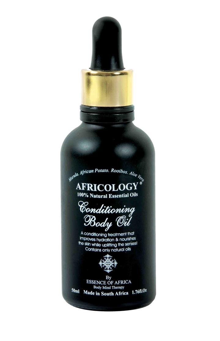 Africology Conditioning Body Oil 50ml