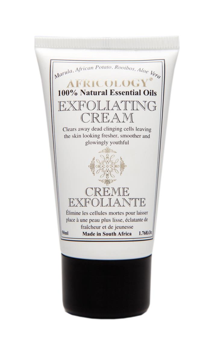 Africology Exfoliating Cream 50ml