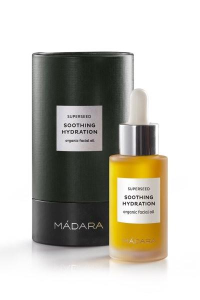 Madara Soothing Hydration Organic Certified Facial Oil 30ml