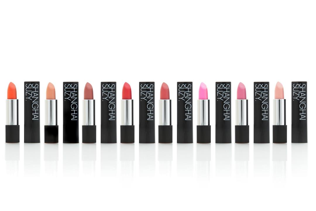 Shanghai Suzy Cocktails at Sunset Collection Lipstick