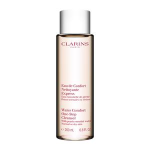 Clarins - Water Comfort One-Step Cleanser with Peach - Normal/Dry Skin
