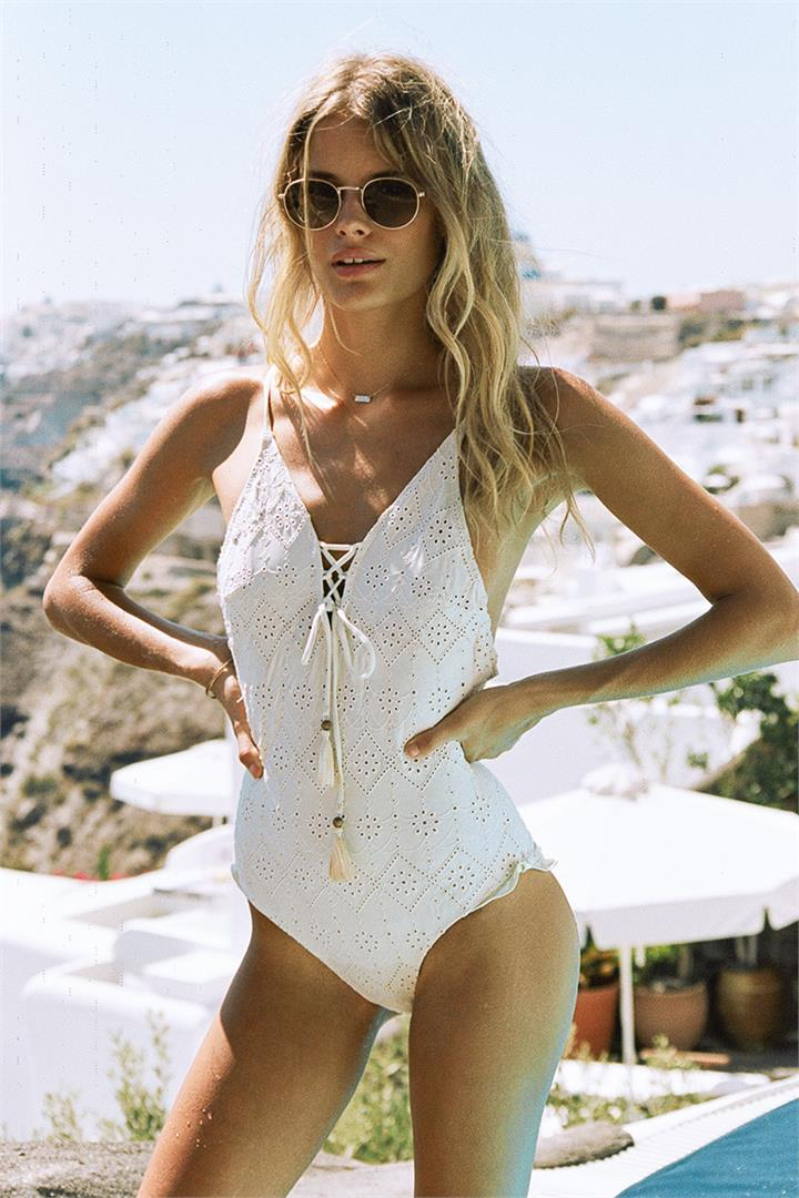 Alena Luxe Lace One Piece