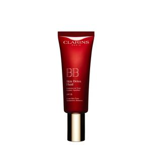 Clarins - BB Skin Detox Fluid SPF 25 No. 02 Medium